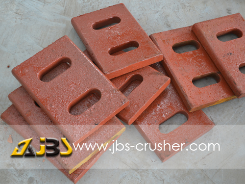 Jaw Crusher Toggle Plate