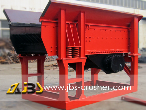 Heavy Linear Vibrating Feeder,Linear Vibrating Feeder,Vibratory feeder,Vibrating grizzly feeder,Feed grizzly,China vibrating feeder,Ore vibrating feeder-Shandong Jinbaoshan Machinery